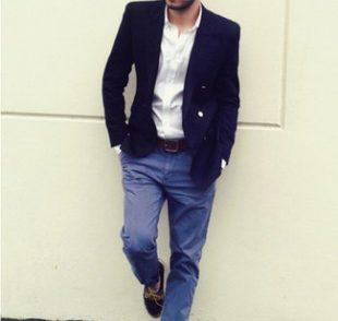 С чем носить мужские брюки