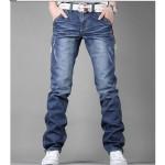 Размерная таблица мужских джинс