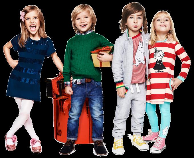 Где купить детскую одежду