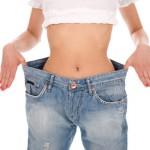 Размерная таблица женских джинс